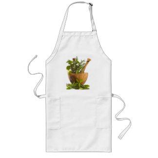 Apron--Herbs Long Apron