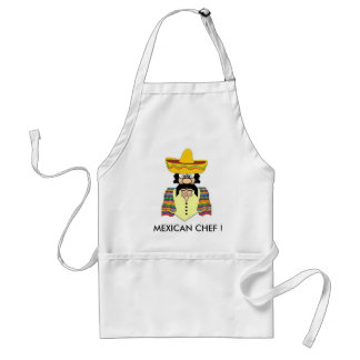 Apron , MEXICAN CHEF !
