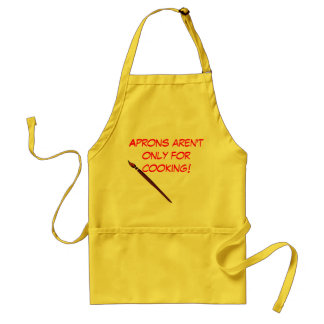 Apron - Not only for cooking Standard Apron