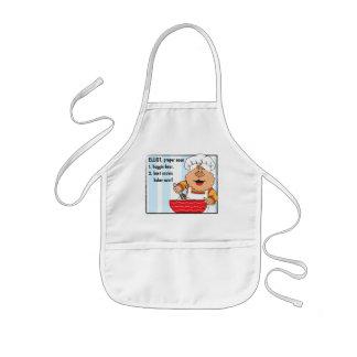 Apron Personalized Boy's Playing/Baking Apron