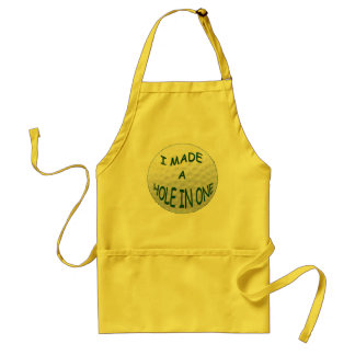 APRONS - I MADE A HOLE IN ONE