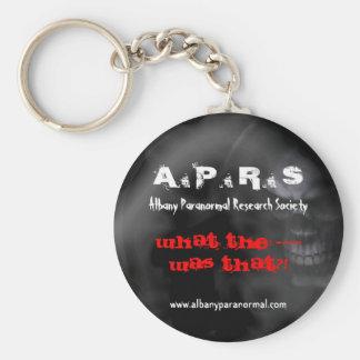 APRS Keyring Basic Round Button Key Ring
