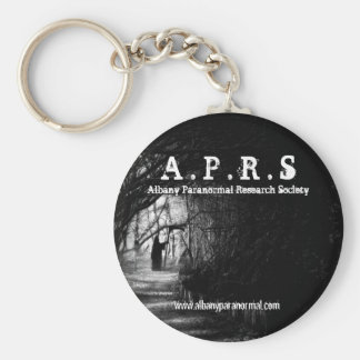 APRS Keyring Basic Round Button Key Ring