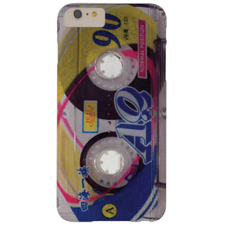 AQ Audio Cassette Tape 90 Barely There iPhone 6 Plus Case