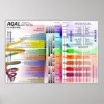 AQAL Chart ver 12 Poster