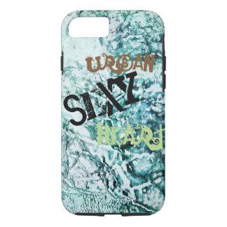 Aqua Abstract - Apple iPhone 7, Tough Phone Case. iPhone 8/7 Case
