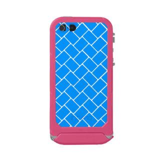 Aqua Basket Weave Incipio ATLAS ID™ iPhone 5 Case