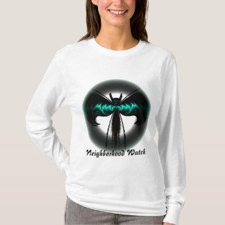 Aqua Bat - Neighbourhood Watch - 1 Side T-Shirt