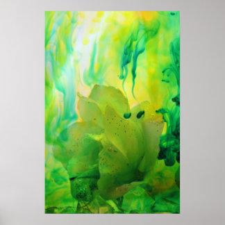 aqua blend poster