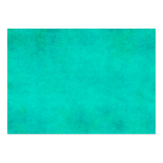 Aqua Blue Green Watercolor Purple Parchment Paper Pack Of Chubby Business Cards