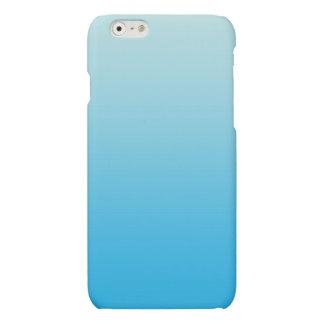 Aqua Blue Ombre