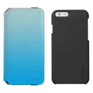 Aqua Blue Ombre Incipio Watson™ iPhone 6 Wallet Case