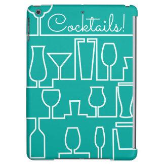 Aqua cocktail party