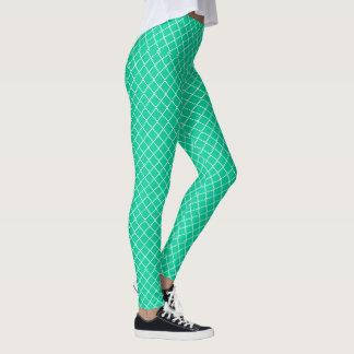Aqua Color Girls Legging
