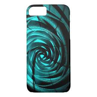 Aqua Complex Vortex - Apple iPhone 8/7 Case