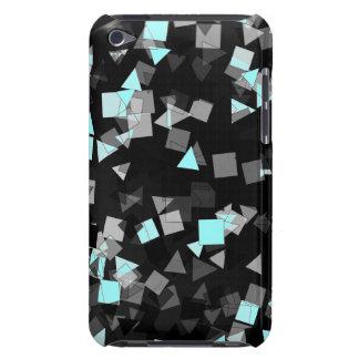 Aqua Confetti iPod Touch Cover
