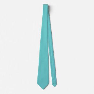 Aqua Downy Teal Tie
