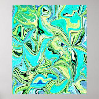 Aqua Dream Poster