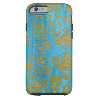 Aqua for Inspiration Tough iPhone 6 Case