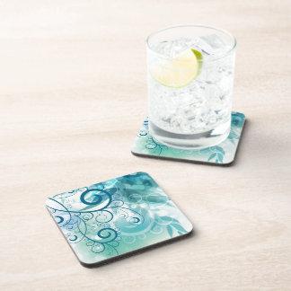 Aqua Glow Drink Coaster