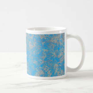 Aqua Green Background Coffee Mug