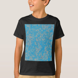 Aqua Green Background T-Shirt