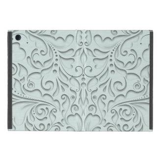 Aqua HeartyChic iPad Mini Case