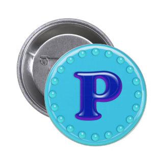 Aqua Initial P Pin