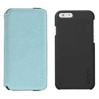Aqua Incipio Watson™ iPhone 6 Wallet Case