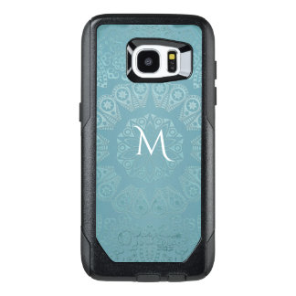 Aqua Lace Mandala OtterBox Samsung Galaxy S7 Edge Case