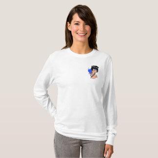 Aqua Mage HEROIC Women's Long Sleeve T-Shirt