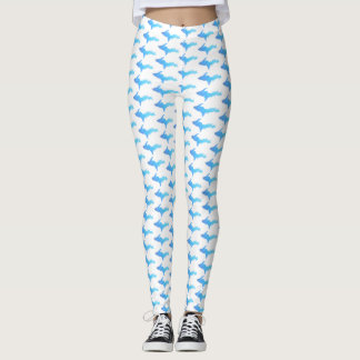 Aqua Michigan's Upper Peninsula Leggings