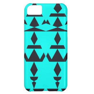 Aqua Minimal Tribal iPhone 5C Case