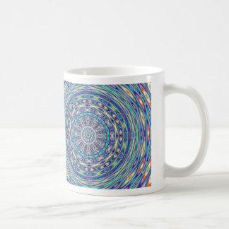 Aqua Ripples Mug
