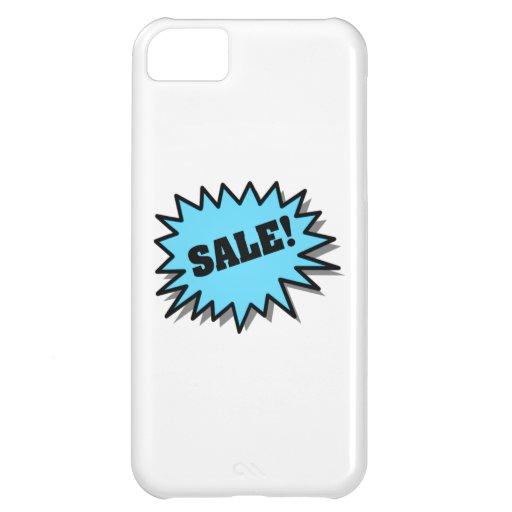 Aqua Sale Cover For iPhone 5C
