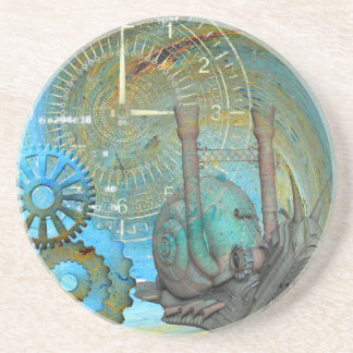 Aqua Steam Snail Traveler Coaster