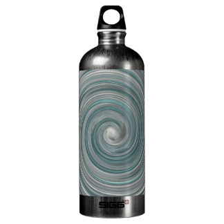 Aqua Swirl SIGG Traveller 1.0L Water Bottle
