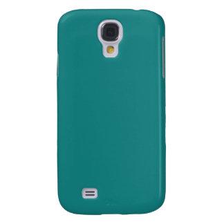Aqua Teal Samsung Galaxy S4 Covers