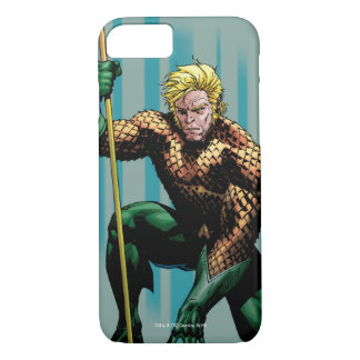 Aquaman Crouching 2 iPhone 7 Case