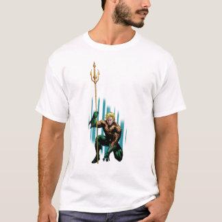 Aquaman Crouching T-Shirt