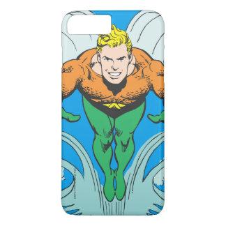 Aquaman Lunging Forward iPhone 7 Plus Case