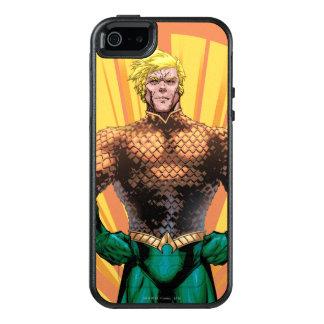Aquaman Standing OtterBox iPhone 5/5s/SE Case