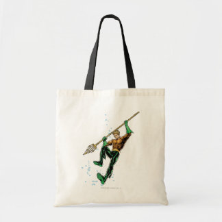 Aquaman with Spear Bags