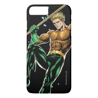 Aquaman with Spear iPhone 7 Plus Case