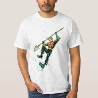 Aquaman with Spear T-Shirt
