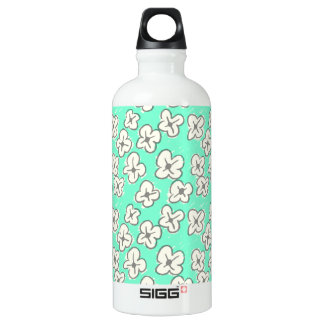 Aquamarine Dogwoods SIGG Traveller 0.6L Water Bottle