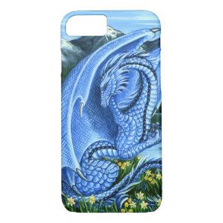 Aquamarine Dragon iPhone 8/7 Case