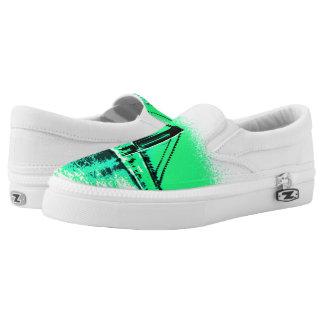 Aquamarine Narrows Z slipons Slip-On Shoes