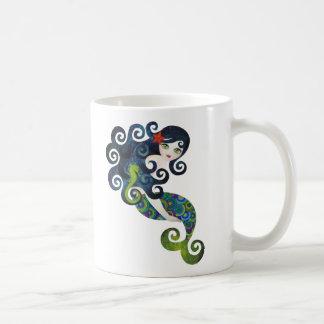 aquamarine, the teenage mermaid mugs