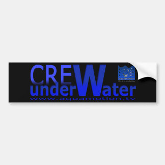 aquamotion film tv CREW sticker